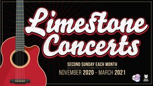 Limestone Concerts poster