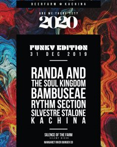 Randa & The Soul Kingdom NYE 2019